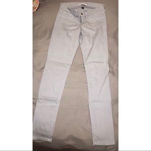 Flying Monkey pastel purple skinny jeans size 27